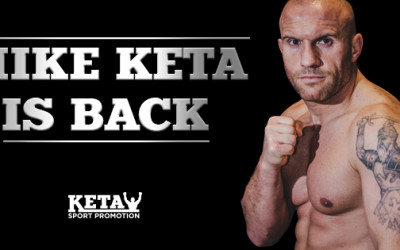 Mike Keta kündigt Box-Comeback an