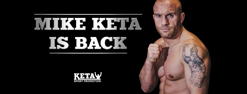 Mike Keta kündigt Box-Comeback an