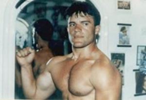 """BU: Bereits im jungen Alter von 17 Jahren erreichte """"The Bull"""" hohe kampfsportliche Fähigkeiten. Copyright: Kickboxen Deutschland"""