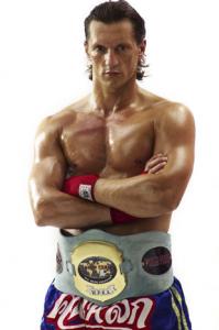 """BU: Der dreifache Weltmeister Lorand Sachs (34) wird gegen Jonny """"The Bull"""" Keta in den Ring steigen. Copyright: Galaxy Gym"""