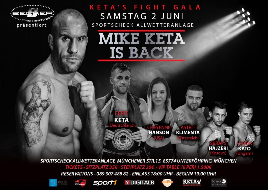 Fight Night Facebook Juni 2108 V4