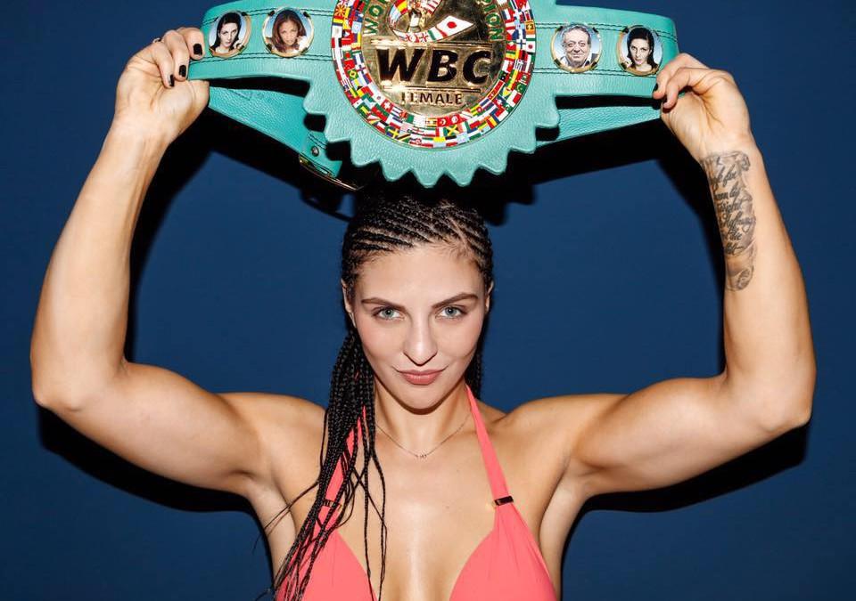Pressemeldung: Keta´s Fight Gala am 4.11.2017 in München mit Boxerin Christina Hammer und Ferit Keta