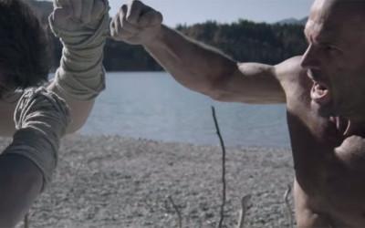 Jonny Ismail Keta als Darsteller im Musikvideo
