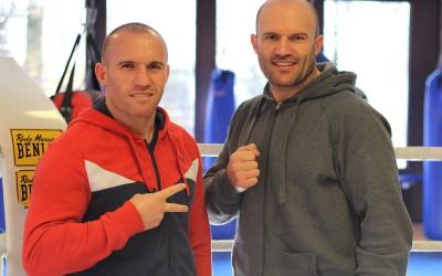 Auf dem Weg zum Weltmeister-Titel: Am 8. September boxt Mike Gjetan Keta in Mazedonien